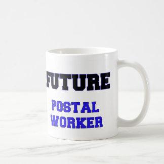 Future Postal Worker Mugs