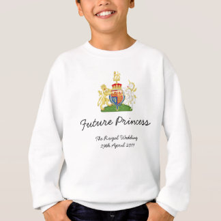 Future Prince fun Royal Wedding souvenir top