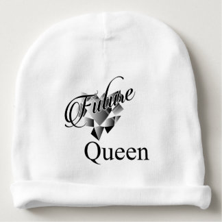 """Future Queen"" Baby Hat Baby Beanie"