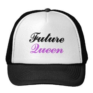Future Queen Trucker Hats
