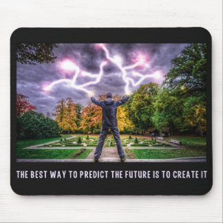 FUTURE Quote mousepad