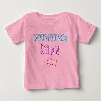 Future Rainbow Girl Shirt