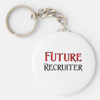 Future Recruiter Key Chains