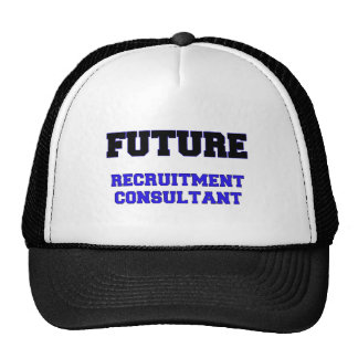 Future Recruitment Consultant Cap