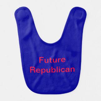 Future Republican Baby Bibs