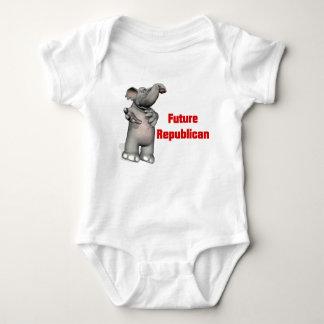 Future Republican Baby Bodysuit