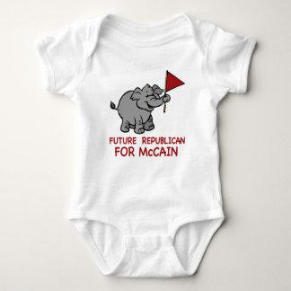 Future Republican McCain Tee Shirts