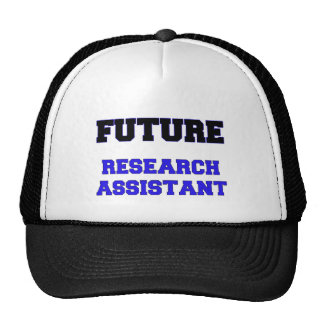 Future Research Assistant Hats