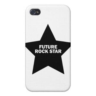 Future Rock Star iPhone 4 Cover
