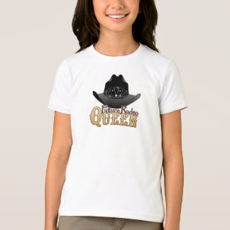 Future Rodeo Queen Cowgirl tshirt