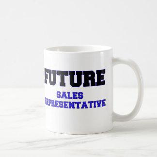 Future Sales Representative Coffee Mugs