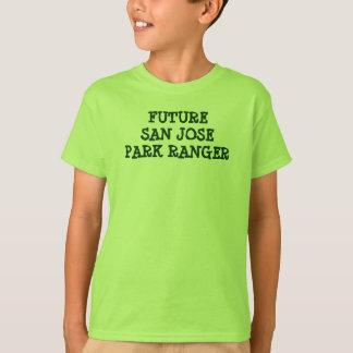 FUTURE SAN JOSE PARK RANGER T-Shirt