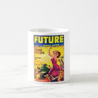 Future Science Fiction v02 n02 [1951-07.Columbia] Basic White Mug