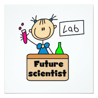 Future Scientist Card