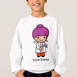 Future Scientist - Girl Sweatshirt
