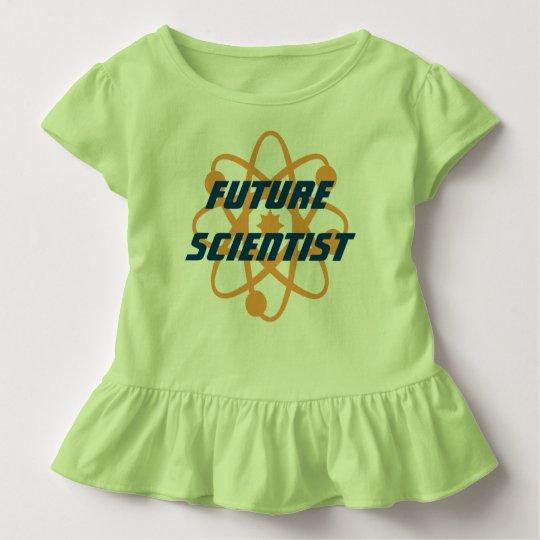 Future Scientist -Green Toddler T-Shirt