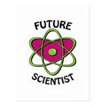 Future Scientist Post Cards