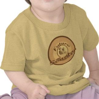 Future Senator Kids Occupation T-shirt