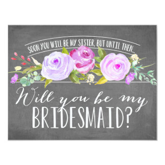 Future Sister | Bridesmaid Card
