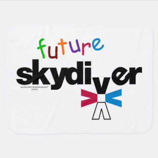 Future Skydiver Pramblankets
