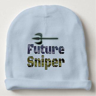 future sniper baby beanie