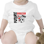 Future Soccer Pro Sock Monkey Baby Bodysuit