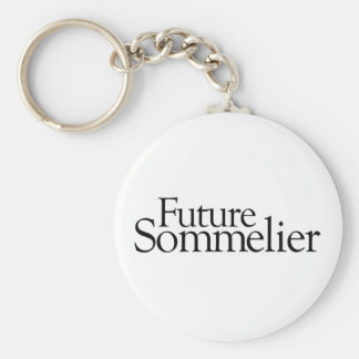 Future Sommelier Key Chain