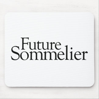 Future Sommelier Mouse Pad