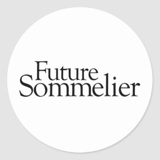Future Sommelier Stickers
