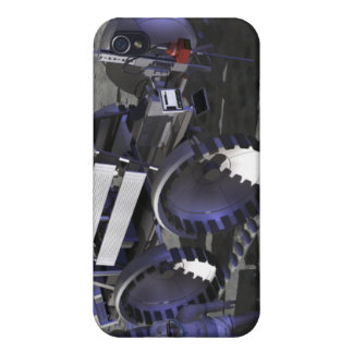 Future space exploration missions 10 cover for iPhone 4