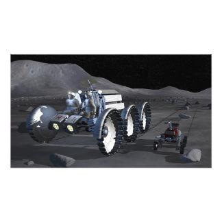 Future space exploration missions 11 photo art