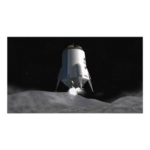 Future space exploration missions 2 photograph