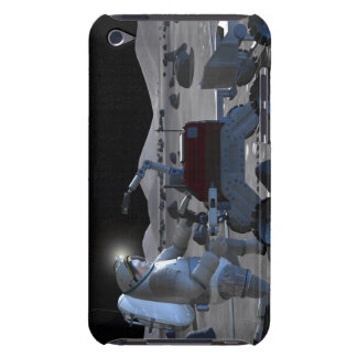 Future space exploration missions 7 barely there iPod case