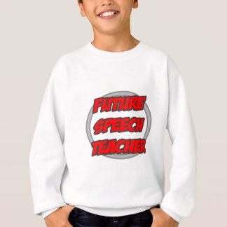 Future Speech Teacher Sweatshirt