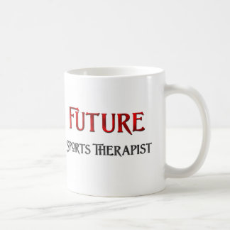 Future Sports Therapist Basic White Mug