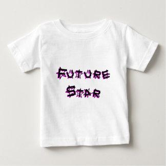 future_star_pink baby T-Shirt