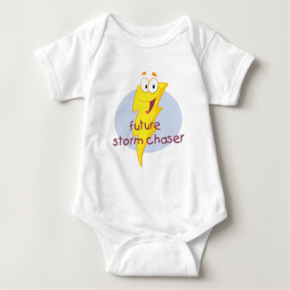 Future Storm Chaser Baby Bodysuit