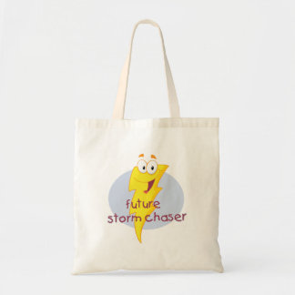 Future Storm Chaser Tote Bag