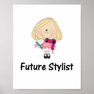future stylist print