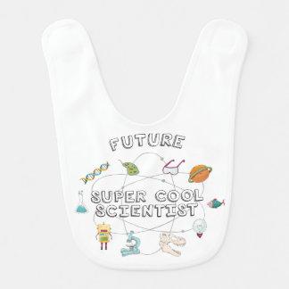 Future Super Cool Scientist Bib