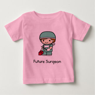 Future Surgeon Baby T-Shirt