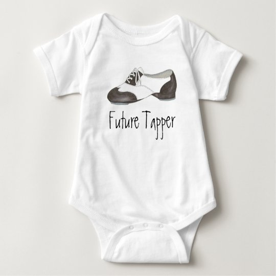 Future Tapper Tap Dance Teacher Shoe Shoes Dancer