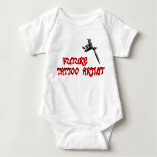 Future Tattoo Artist Baby Bodysuit