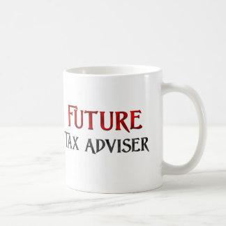 Future Tax Adviser Coffee Mugs