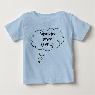 Future Tax Payer Shirts
