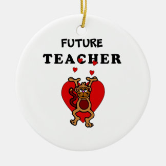 Future Teacher Christmas Ornament