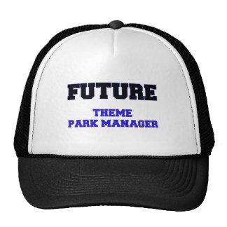 Future Theme Park Manager Hat