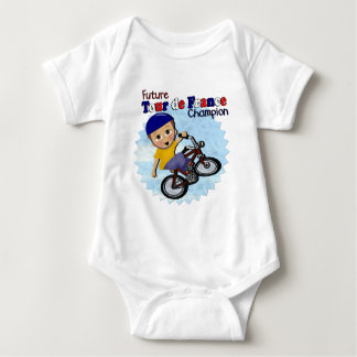 Future Tour De France Champion Baby Bodysuit
