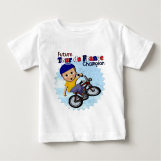 Future Tour De France Champion Baby T-Shirt