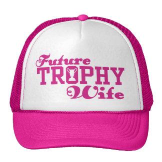 Future Trophy Wife Trucker Hat